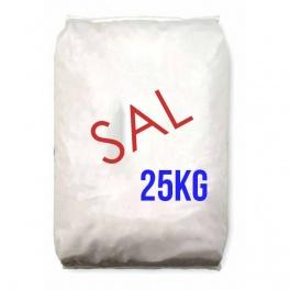 Saco de sal - 25Kg